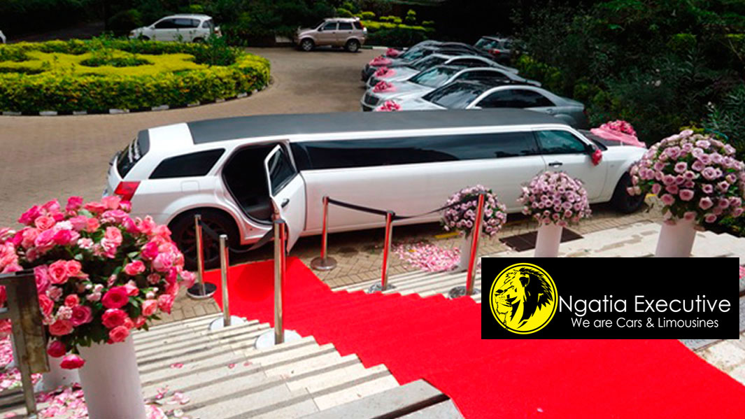 Ngatia Executive, Wedding Car hire Nairobi