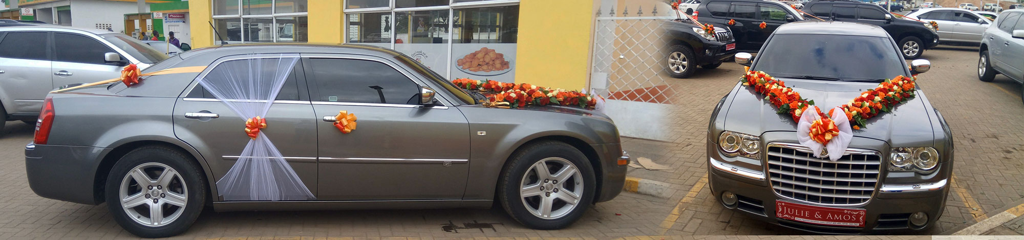 Executive Limousines Car Hire Services Nairobi Kenya